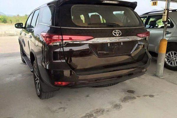 New 2016 Toyota Fortuner