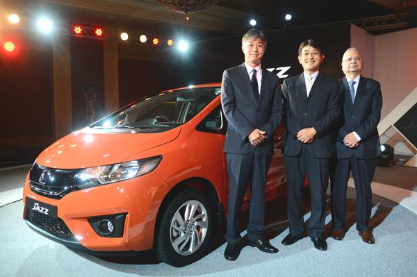 New Honda Jazz launched at Rs 5.31 lakh