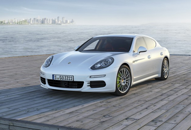 Porsche To Debut Its All Electric Model At The 2015 Frankfurt Motor Show