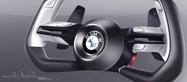 Two New BMW Concepts at the Upcoming Pebble Beach Concourse