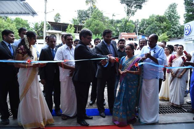 Volkswagen Opens New Workshop in Kerala