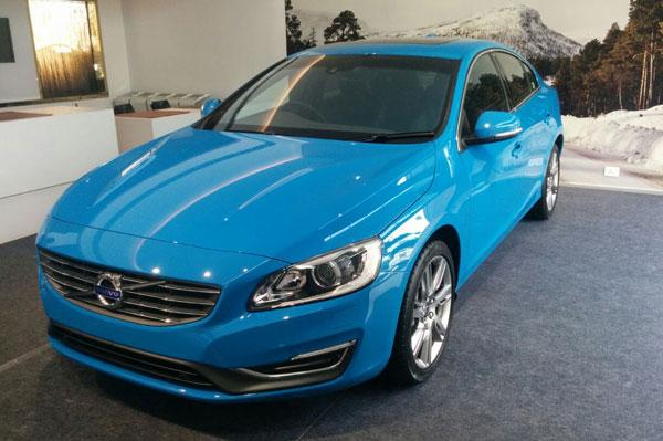 Volvo S60 T6 petrol launched at Rs 42 lakh