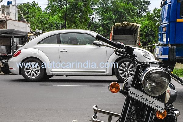 2015 Volkswagen Beetle to Come to India by Year End
