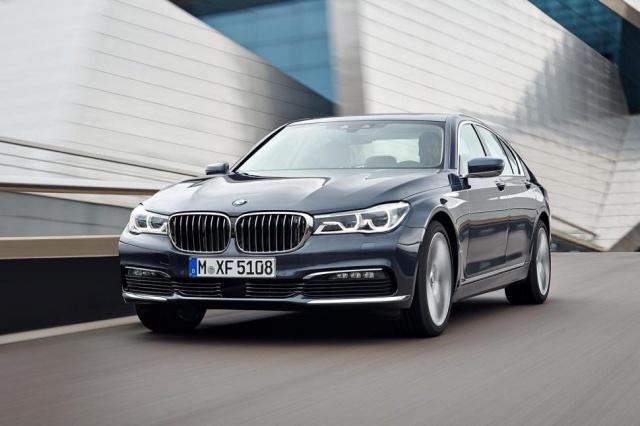 2016 BMW 750D to Get Quad Turbo Engine