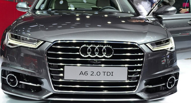 Audi A6 Facelift Launched in India at Rs.49.50 Lakh