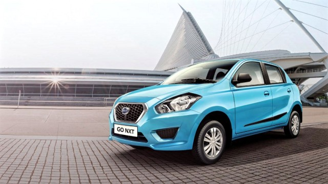 Datsun GO NXT Launched in India at Rs.4.09 lakh