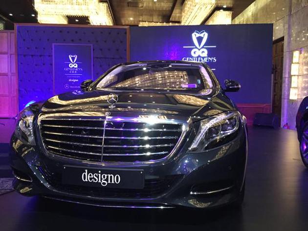 Designo Customization Platform Launched by Mercedes Benz