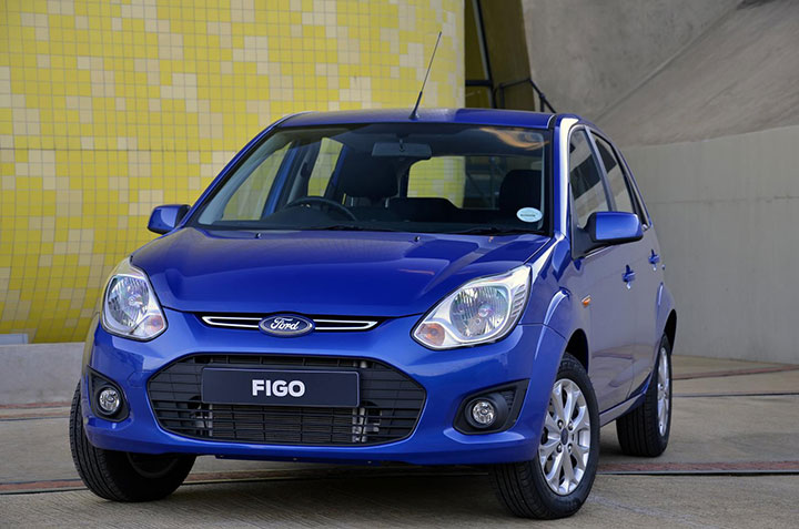 Ford Halts Production of Figo Hatch