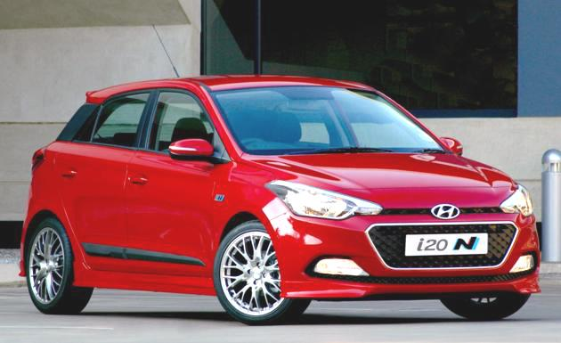Hyundai i20 N Sport Makes its Global Debut
