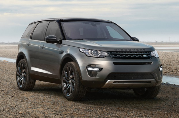 Land Rover Discovery Sport to be launched in India on September 2