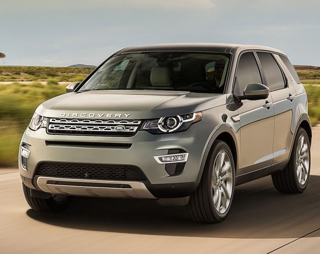 Land Rover Receives 200 Advance Bookings for Discovery Sport