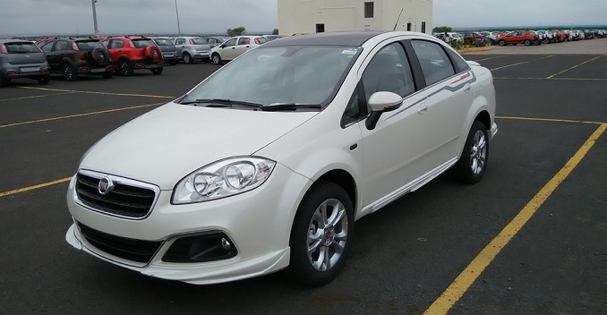 Limited Edition Fiat Linea Elegante Launched at Rs.9.99 lakh
