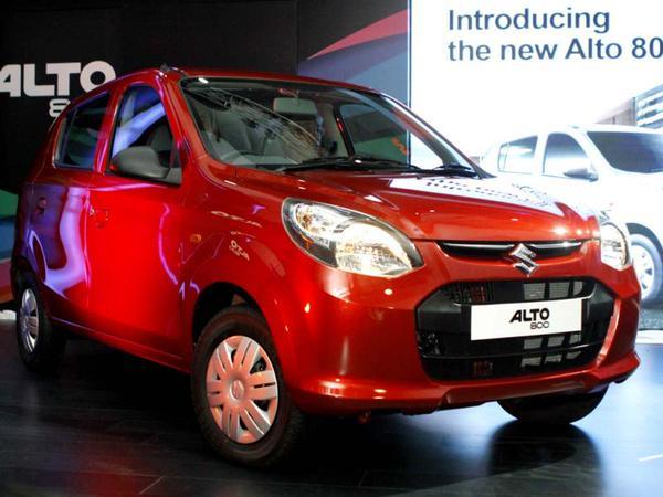 Maruti Alto 800 Onam Edition Launched