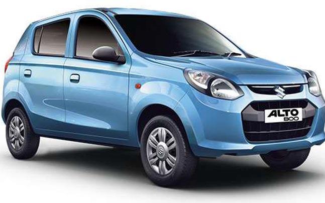 Maruti Alto 800 diesel in December