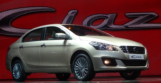 Maruti Ciaz to Now Cost Rs.25,000 Less
