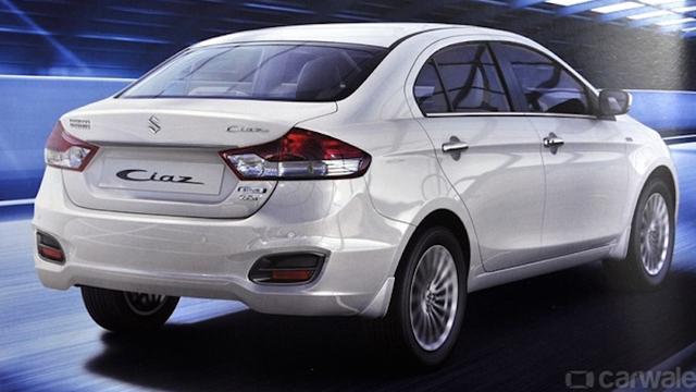 Maruti Suzuki Ciaz Hybrid Brochures Leaked Ahead of Launch, Bookings Open