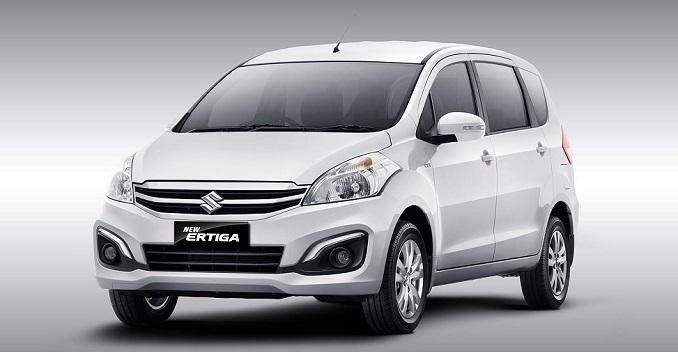 Maruti Suzuki Ertiga Facelift Makes its Global Debut at GIIAS
