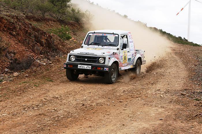 Maruti Suzuki Kicks of 7th Edition of its Dakshin Dare Rally