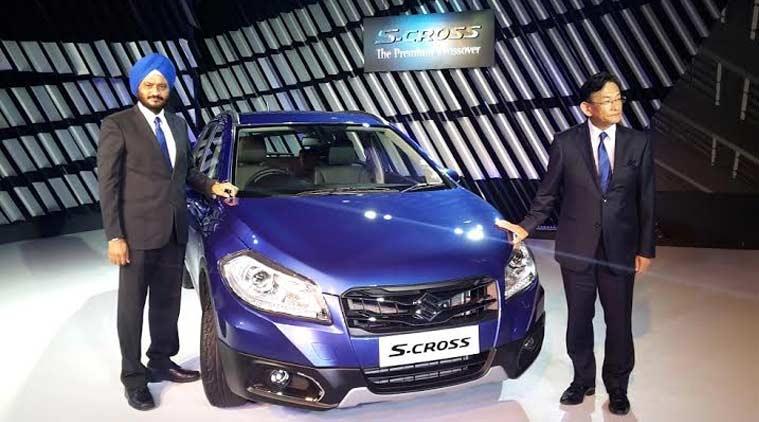Maruti Suzuki S-Cross Luanched