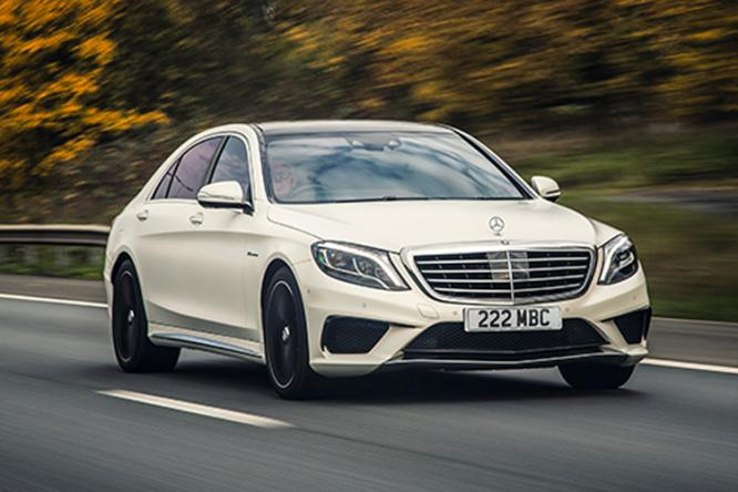Mercedes Benz S 63 AMG Set for August 11 Launch