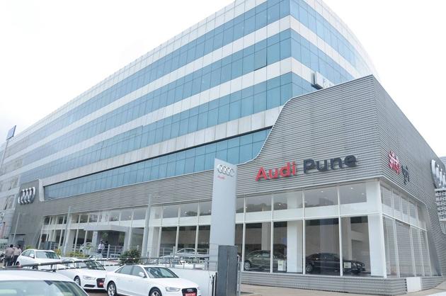 New Audi Dealership Opens in Pune