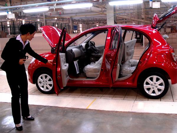 Renault Nissan to Downsize their Chennai Plant
