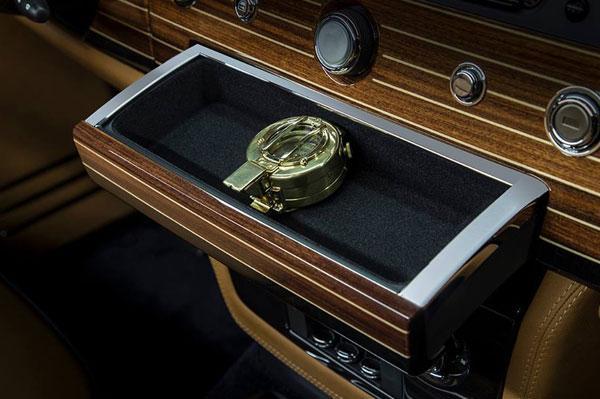 Rolls Royce Unveils Phantom Nautica
