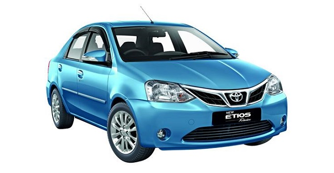 Toyota Etios Xclusive Launched at Rs.7.82 Lakh
