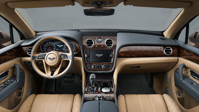 2015 Bentley Bentayga unveiled