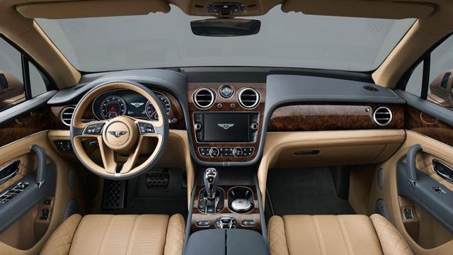 2015 Bentley Bentayga unveiled