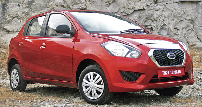 2017 to see the launch of Datsun Go facelift