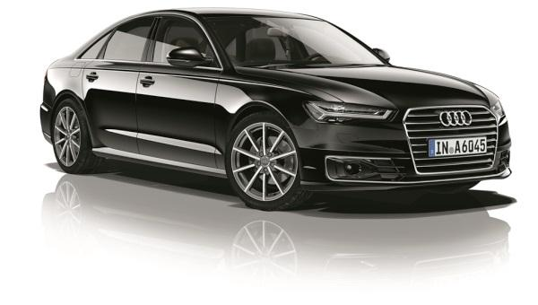 Audi launches A6 petrol facelift at Rs.45.90 lakh