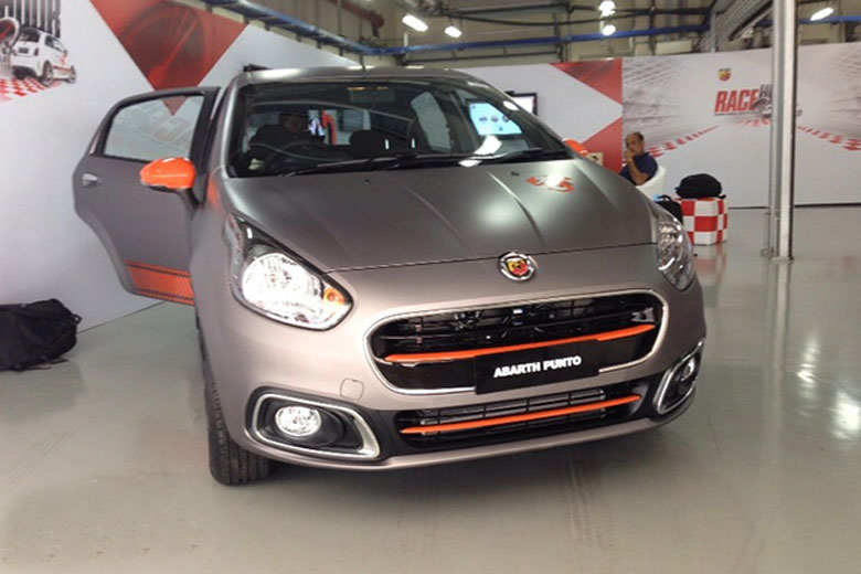 Bookings Commence for Punto Abarth