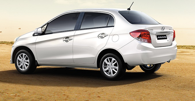 Celebration Editions of Amaze and Mobilio Launched by Honda