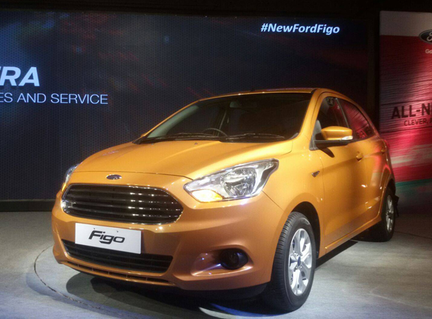 Details of Next-Gen Ford Figo Hatchback Revealed