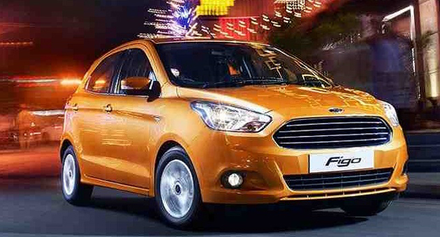 Ford Launches All-New Figo at Rs.4.29 lakh