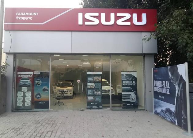 Isuzu Motors opens new dealership in Faridabad