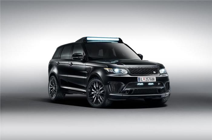 James Bond cars showcased at the ongoing Frankfurt Motor Show by JLR