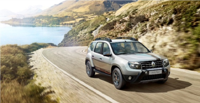 Limited Edition Renault Duster Explore Launched