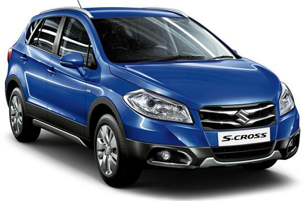 Maruti Offering Discounts of up to Rs.100000 on the S-Cross