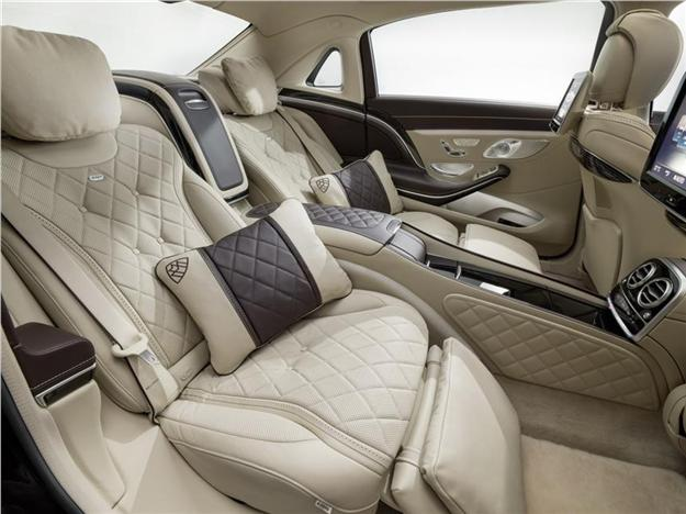 Mercedes Maybach S600 Coming to India on September 25th