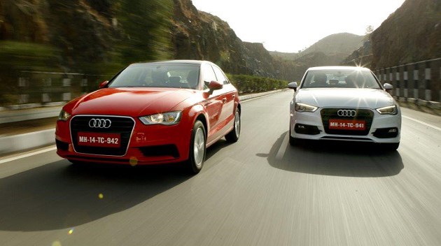 New Base Petrol Audi A3 Introduced at Rs.25.50 lakh