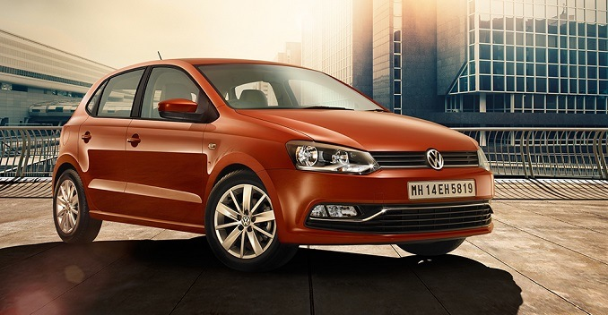 New and Updated Volkswagen Polo Launched at Rs.5.23 Lakhs