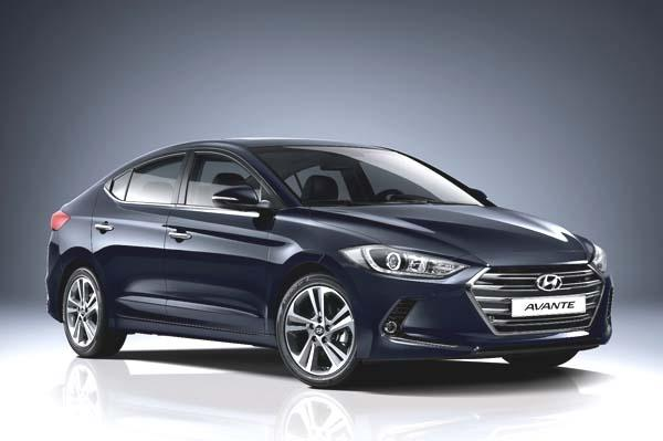 Next Gen Hyundai Elantra Unveiled in South Korea