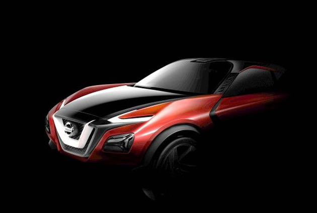 Nissan crossover concept to be called GripZ