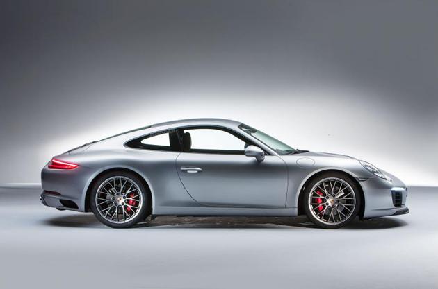 Porsche 911 Unveiled Just Ahead of Frankfurt Motor Show