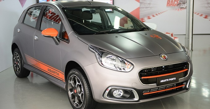 Punto Abarth Bookings Started by Fiat India