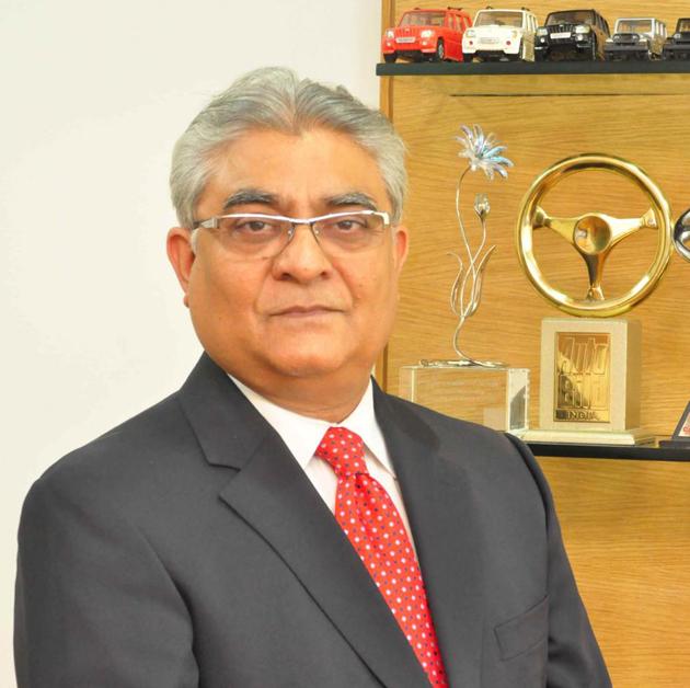Rajan Wadhera Appointed President of ARAI