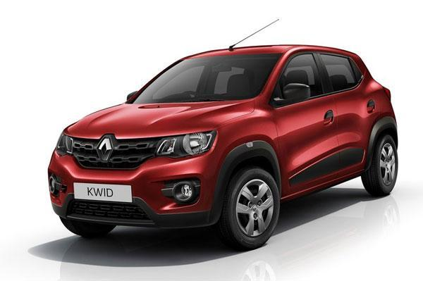 Renault Kwid Launched at Rs.2.56 lakh
