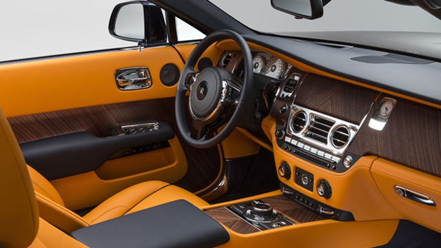 Rolls Royce Dawn Dropdown Convertible Unveiled